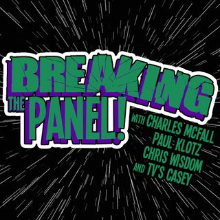 Breaking the Panel Ep 110: Favreau , Zdarsky, and Hawking 'walk' into a bar.