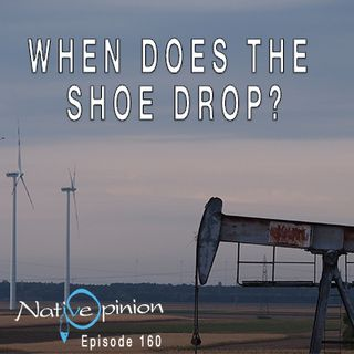"Episode 160 ""When Does The Shoe Drop?"""