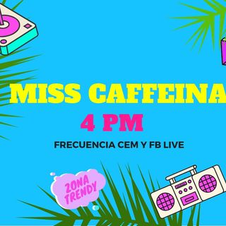 Entrevista a Alberto Jimenez de Miss Caffeina