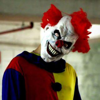 Clowns dans la rue