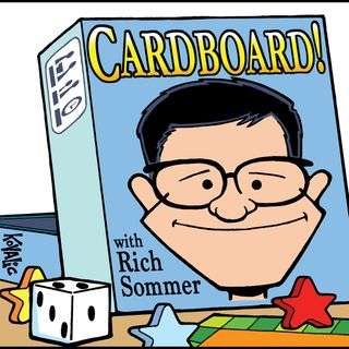 CARDBOARD! with Rich Sommer