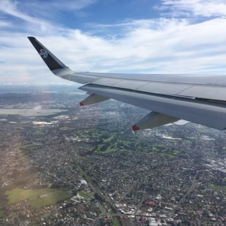 Top 10 tips for long flights podcast