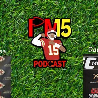 Preseason Game 1 (W/Pat Mahomes & Darren Smith)