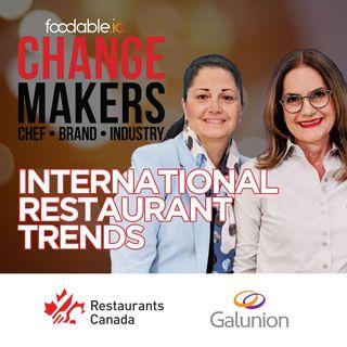 Virtual Event / International Restaurant Trends