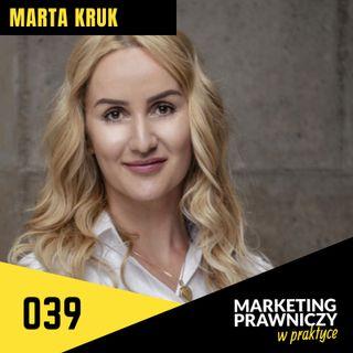 MPP#039 Promocja zawodu radcy prawnego - Marta Kruk