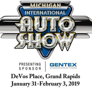 TOT - Michigan International Auto Show (1/27/19)