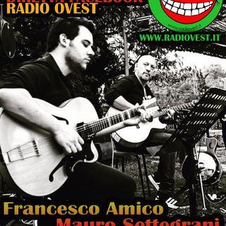 Mauro Settegrani e Francesco Amico in Acoustic Live