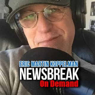 NEWSBREAK WITH ERIC MARTIN KOPPELMAN - Daymond John admits he made a mistake.