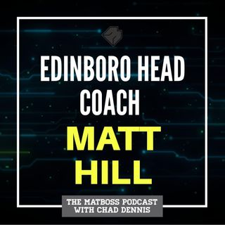 Edinboro head coach Matt Hill