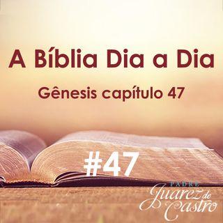 Curso Bíblico 47 - Gênesis Capítulo 47 - A Família de Jacó no Egito - Padre Juarez de Castro