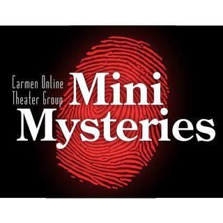 Mini Mysteries ~ The Big Deal