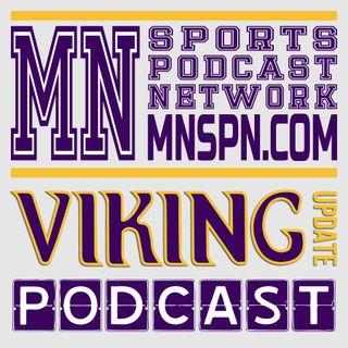 Viking Update Podcast 144 - Finding a QB, blocking a coordinator
