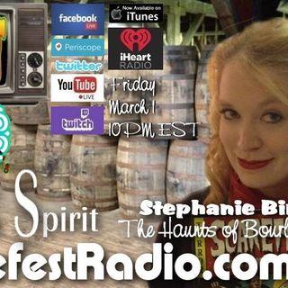 SFR Body and Spirit with Stephanie Bingham