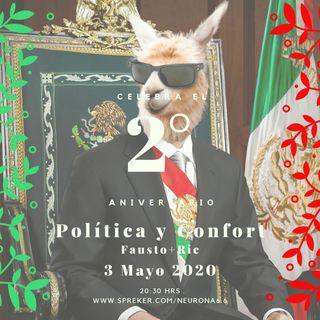 Política y Confort 2do Aniversario