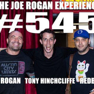 #545 - Tony Hinchcliffe