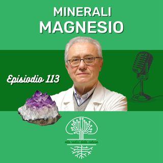 I Minerali: MAGNESIO