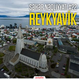 Şəhər nəqliyyatı #22 - Reykyavik