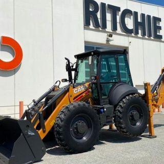 Ascolta la news sull'asta online di Ritchie Bros il 9 e 10 luglio a Caorso.