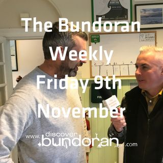 019 - The Bundoran Weekly - November 9th 2018