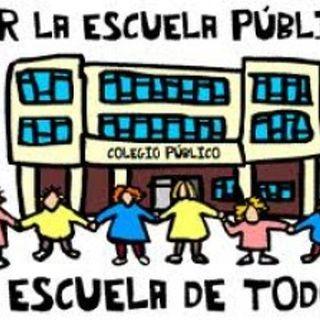 La situación de la educación en España y mas concretamente en Getafe