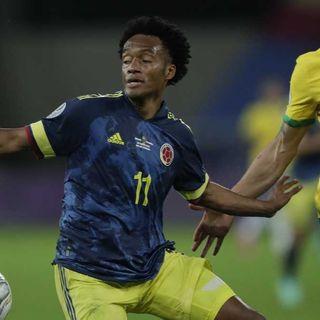 Colombia pasa a siguiente ronda de la Copa America