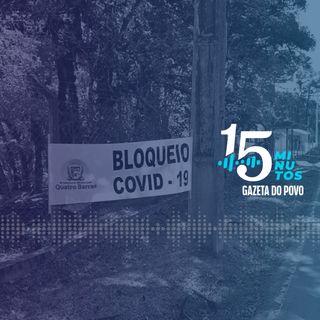 Brasil sitiado pelo vírus: estados se fecham com medidas mais restritivas