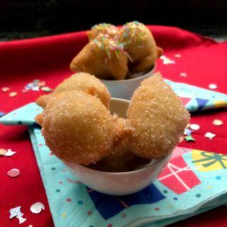 Café Bleu - La ricetta delle Sfinge di Carnevale!