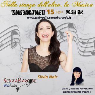 Intervista a Silvia Nair