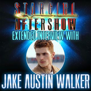 Jake Austin Walker Extended Interview