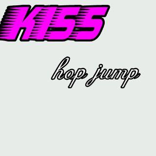 - hop jump