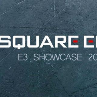 E3 2018:  Video Games 2 the MAX:  Square-Enix E3 Showcase Review