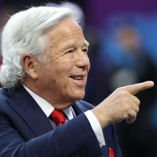 Robert Kraft and R. Kelly charged with separate sex crimes