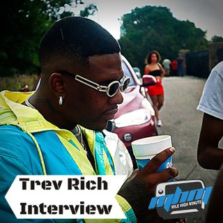 Trev Rich Interview I write for a lot of people + Meeting Birdman, Park Hill Mile High Minu