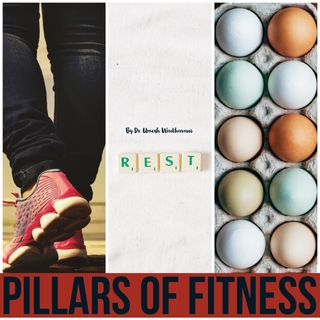 Pillars Of Fitness - a podcast by Dr. Umesh Wadhavani