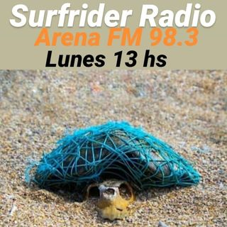 Surfrider Radio Programa 45 del 5to ciclo (22 de Junio)