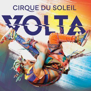 Cirque du Soleil Volta in Atlanta