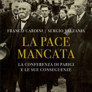 "Sergio Valzania ""La pace mancata"""