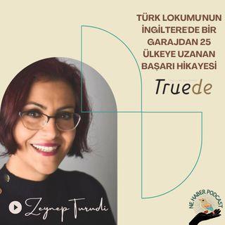 Truede: Türk Lokumu'nun İngiltere'den 25 Ülkeye Uzanan Başarı Hikayesi