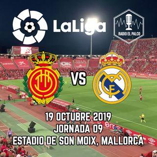 Mallorca vs Real Madrid en VIVO