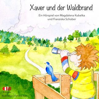 Xaver und der Waldbrand