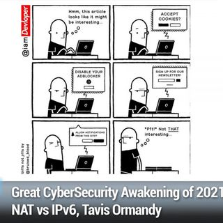 Security Now 822: Extrinsic Password Managers