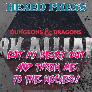 D&D Dark Alliance Video Game Teaser Reaction: CUT MY HEART OUT AND THROW ME TO THE WOLVES!