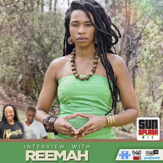 Sunsplash Mix Show Reemah Interview