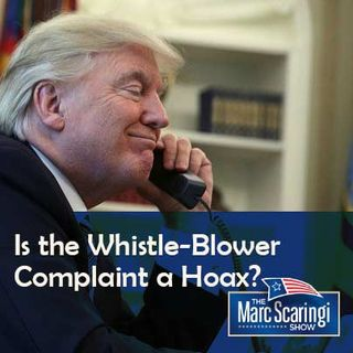 2019-10-05 TMSS Is the Whistle-Blower Complaint a Hoax?