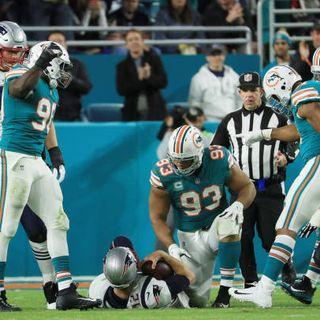 Football 2 the MAX:  Miami Dolphins Upset Patriots, Playoff Scenarios, NFL Week 14 Recap