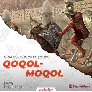 Qladiatorların ən sevdiyi yeməklər | Qoqol-moqol #35