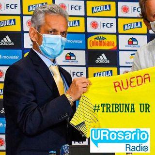 Reinaldo Rueda empieza microciclo con la Selección Colombia