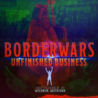☎️Border Wars 12 Watertown Wisconsin🧀 Lineal Belt On The Line🔥 TBV Physically Creating One😱
