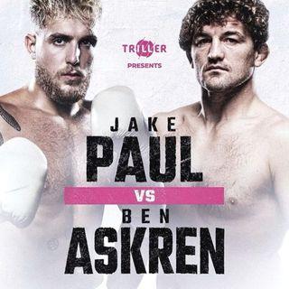Jake Paul vs Ben Askren Alternative Commentary
