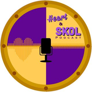 The head of the Skol Patrol Australian Tim Carville joins JB & AMarie on the Heart & Skol Podcast